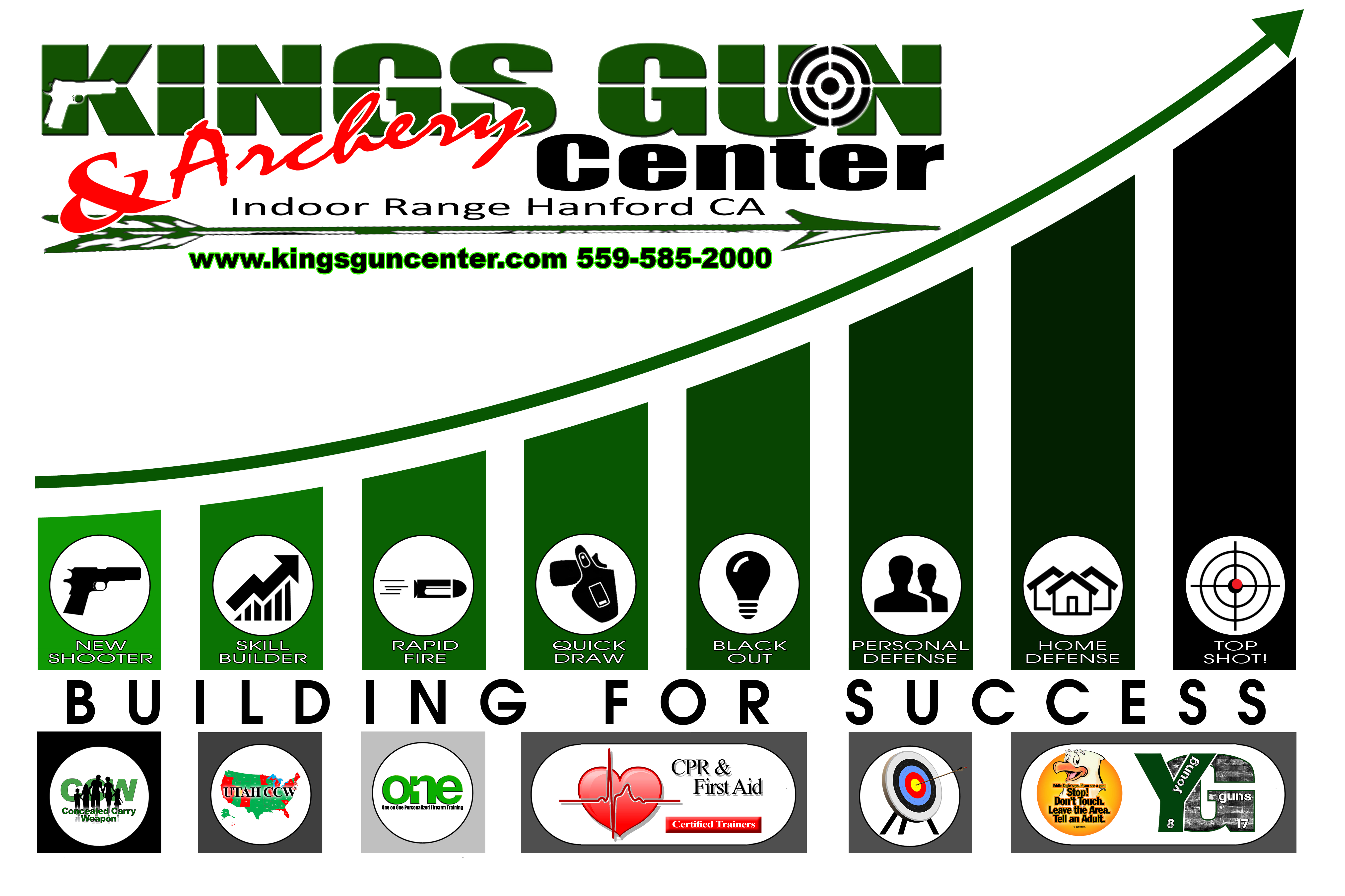 Training kings gun archery center training 1betcityfo Image collections